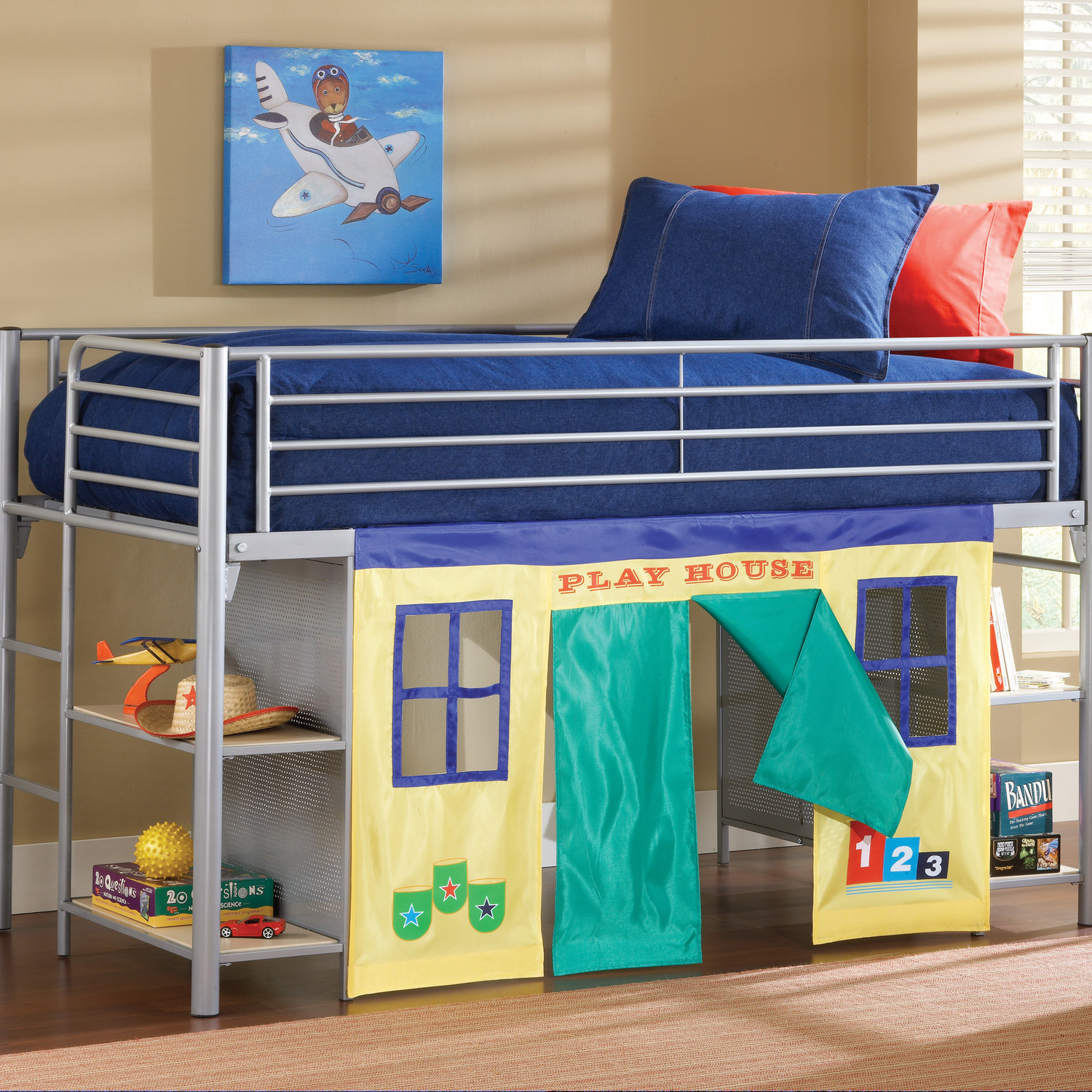 toddler bed for boy
