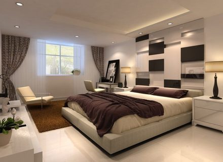 Master Bedroom Wall Decor Ideas White Ceramic Lamp Shade Tailored