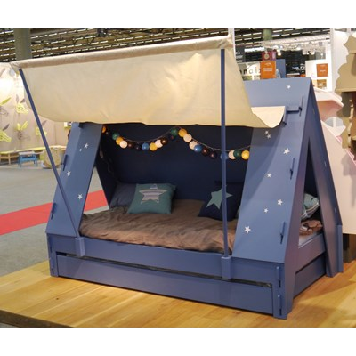 Kids Tent Beds Tents With Bedrooms ~ crypus & Kids Beds With Tents - buythebutchercover.com