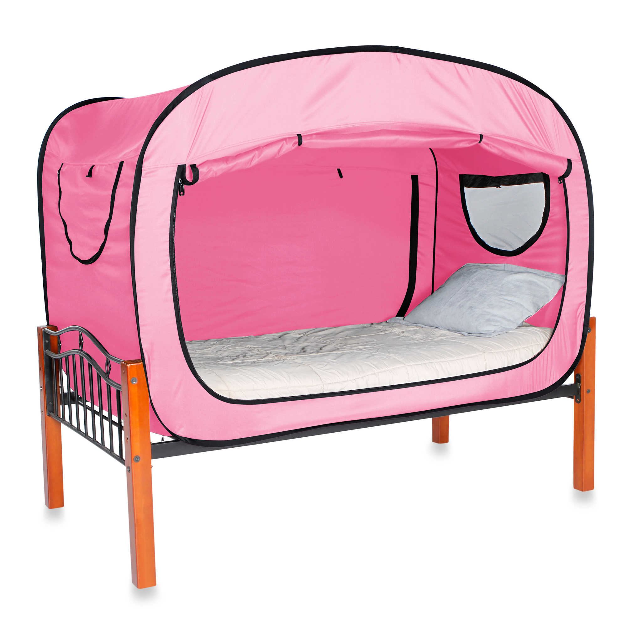 Bedding Pacific Play Tents Kids Secret Castle Bed Tent Twin Size  sc 1 st  Butcher Cover & Kids Bed Tent Twin Size - buythebutchercover.com